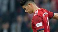 James Rodríguez dejaría el Bayern Múnich en el próximo verano