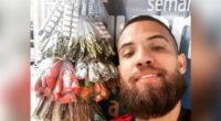 Vendedor brasilero busca a señora que le PAGÓ lo que no era por unos dulces
