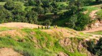Termina doloroso destierro de familia desplazada en Simacota