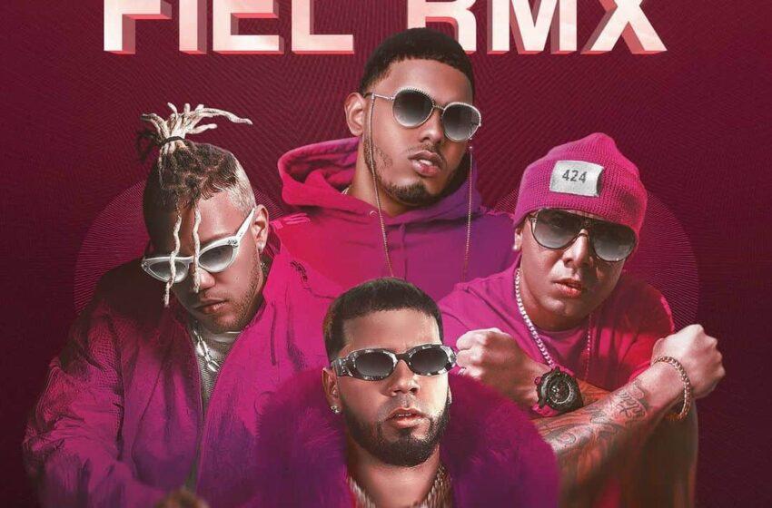 05. Wisin, Jhay Cortez, Anuel – «Fiel Remix» (Official Video) ft. Myke Towers, Los Legendarios