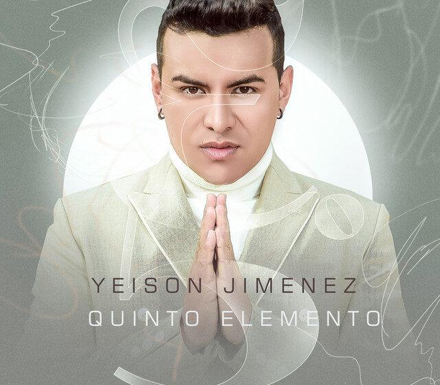 02. Yeison Jimenez – No Te Voy A Perdonar