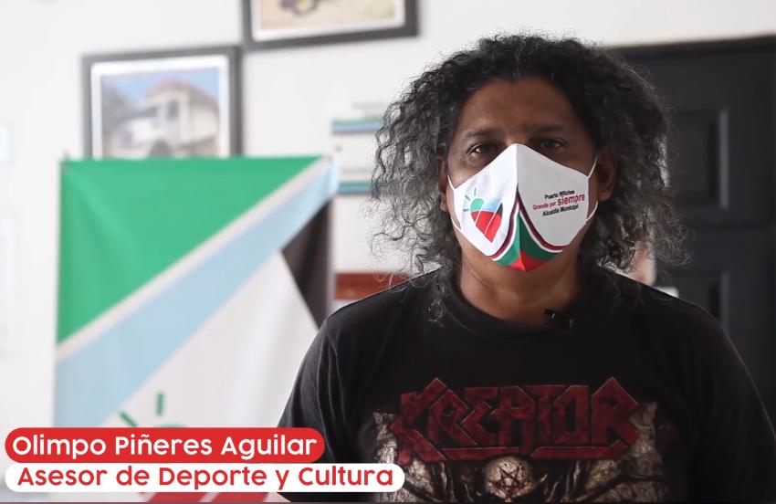 3 creadores culturales reciben el auxilio económico logrado a través de Ministerio de Cultura