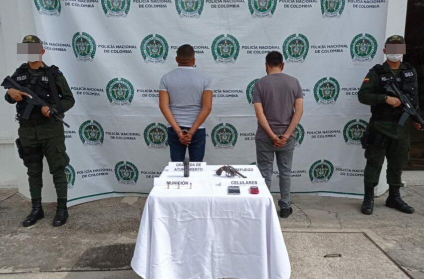 Desarticulado grupo delincuencial «Los Baco» dedicados a la extorsion y el secuestro