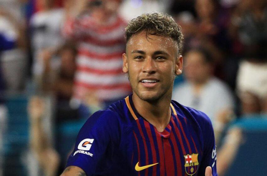 Barcelona demandó a Neymar por una millonada