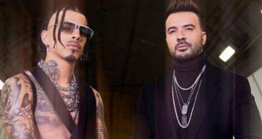 """El artista global Luis Fonsi lanza un nuevo sencillo titulado, """"Vacío"""" con la emergente estrella urbana, Rauw Alejandro"""