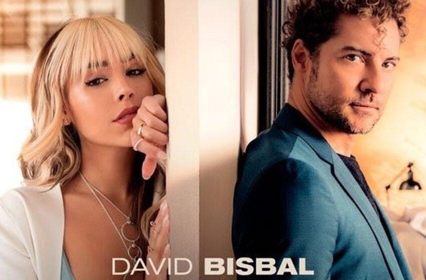 David Bisbal y Danna Paola por vez primera juntos en 'Vuelve, Vuelve'