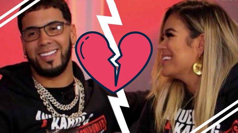 Es oficial: Karol G y Anuel AA terminaron su relación