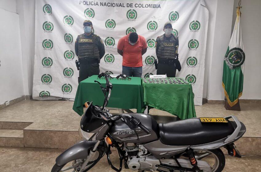en el barrio San Pedro Claver, comuna cinco, se registra la captura de *Fernando Javier Rodríguez Díaz,, alias Juan Pablo»