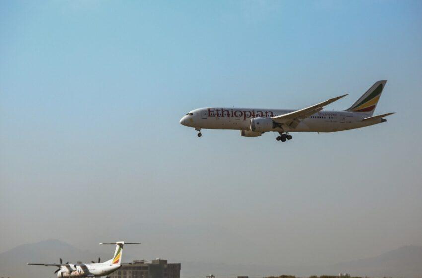 Un avión aterriza por error en un aeropuerto en construcción de Zambia