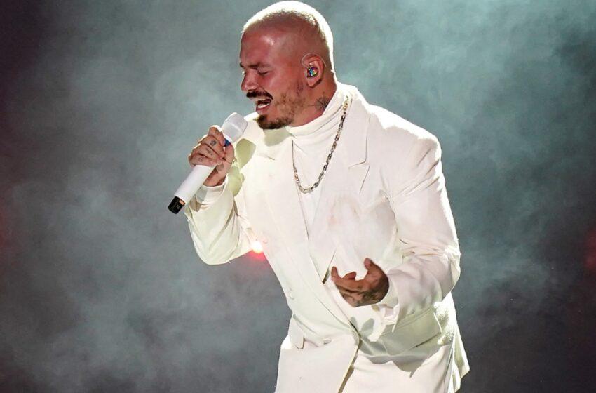 J Balvin se convierte en el artista urbano con más sencillos en el top #1 global de Billboard