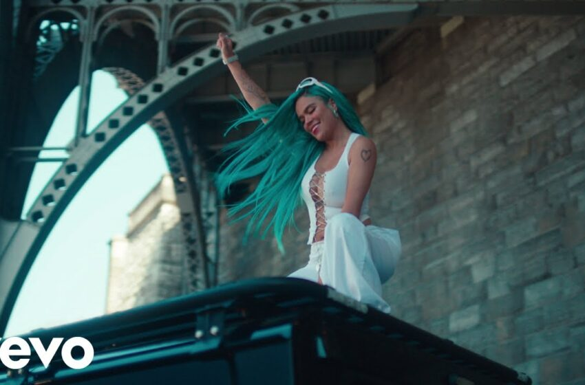 KAROL G, Mariah Angeliq – EL MAKINON