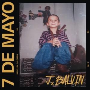 J BALVIN COMPARTE NUEVA CANCIÓN  ESCUCHA «7 DE MAYO» AHORA