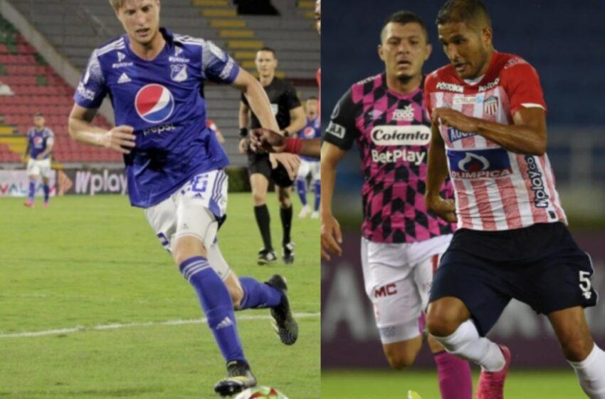 Junior enfrentará a Millonarios en las semifinales del fútbol colombiano