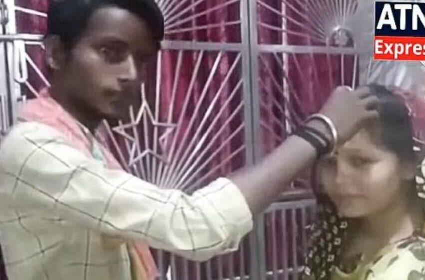¿Lo harías? Hombre ayudó a su esposa a casarse con su amante para que fuera feliz