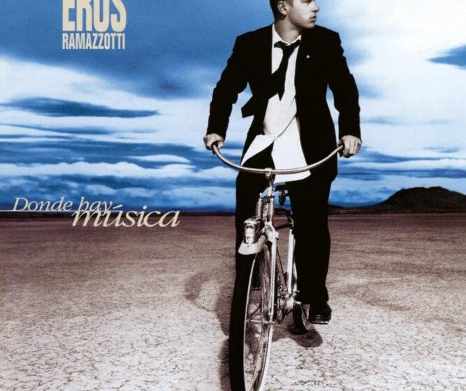 EL VIAJE DE EROS21 EMPIEZA HOY  CON EL PRE-ORDER DE   DONDE HAY MÚSICA  EN DOBLE VINILO  REALIZADO POR SONY MUSIC