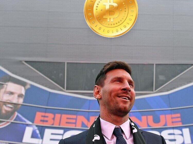 Messi le entró a las criptomonedas: aceptó que parte de su sueldo con PSG se pague con 'Fan Tokens'